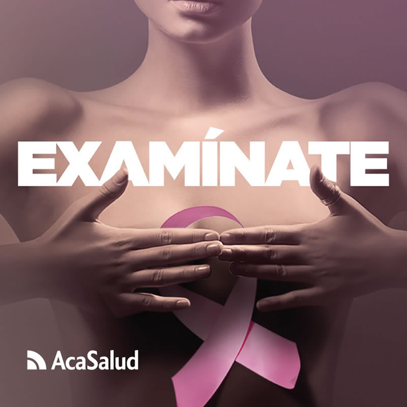 AcaSalud Breast Cancer Campaign