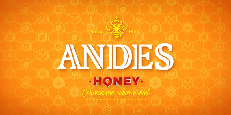 Andes Honey Beer