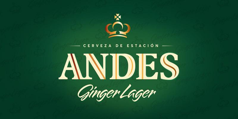 Andes Ginger Lager
